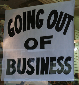 Is the music business closing shop for good?
