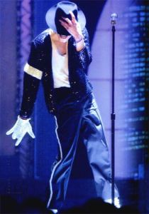 Moonwalking MJ